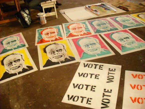 Vote Monstruos 2011